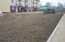 #2 Строительство многвартирных домов