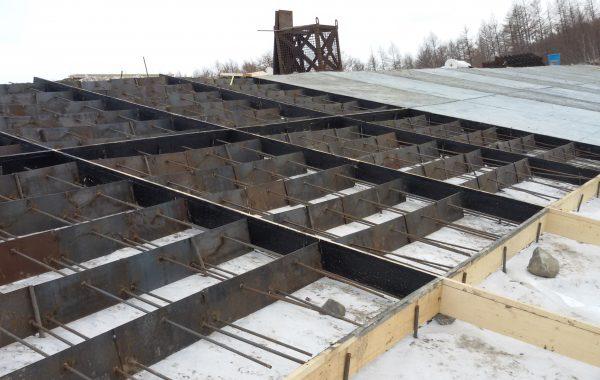 #2 Гидротехнические сооружения в г. Корсаков